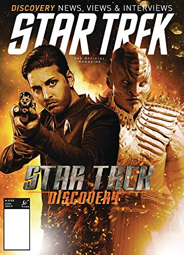 STAR TREK MAGAZINE #68 PX TITAN COMICS 9/12/2018