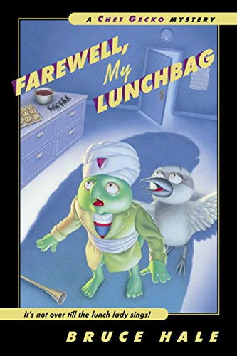 Download Farewell, My Lunchbag: A Chet Gecko Mystery pdf