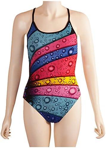 Zoggs Women's Eden Star Back Swimsuit
