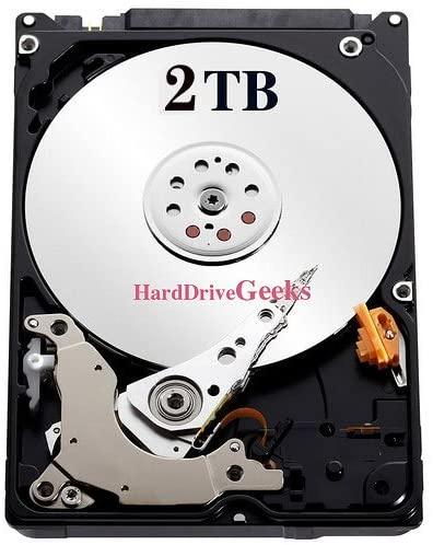 2TB 2.5 Hard Drive for Gateway LT-2007g LT-2016u LT-2021u LT-2022u LT-2023u LT-2024u Laptops
