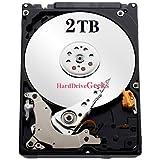 2TB 2.5 Laptop Hard Drive for Dell Latitude E6430 E6500 E6510 E6520 E6530 E6410 E6320