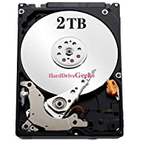 2TB 2.5 Hard Drive for Lenovo / IBM Thinkpad T520-4241 T520-4242 T520-4243 T420-4177 T420-4178 T420-4180 T420-4236 T410-2516