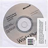 Microsoft OEM Works Plus 2008, English Int Reporting, DSP OEI CD (PC)