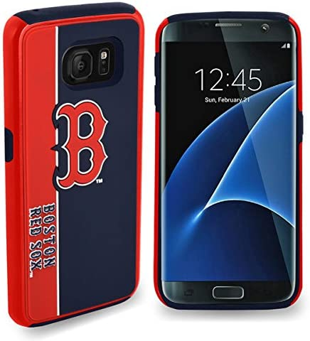 Forever Collectibles Boston Red Sox Samsung Galaxy S7 Edge Cover ...