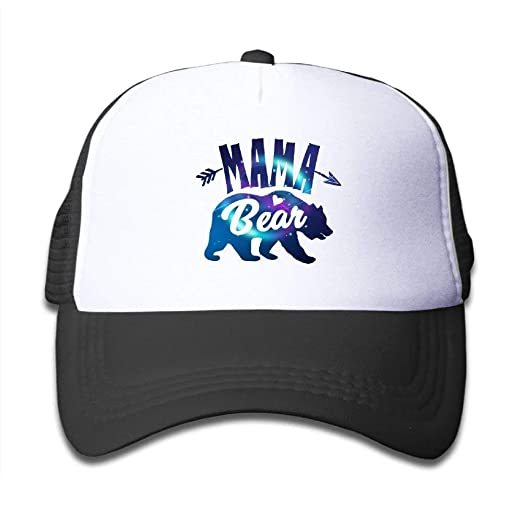2654b5e787a Image Unavailable. Image not available for. Color  Mama Bear Adjustable Kid Mesh  Hat ...