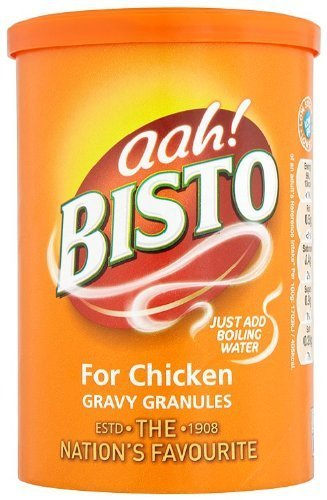 (Bisto Gravy Granules For Chicken - 170g - Pack of 4 (170g x 4))