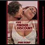 Five Finger Discount: Blackmail Sex with a Security Guard (Blackmailed For Sex) | Jane Kemp