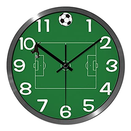 TXD Clock El salón Creativa Reloj Modernos Relojes de Cuarzo gráfico Mural Dormitorio Personalidad Silencio Reloj