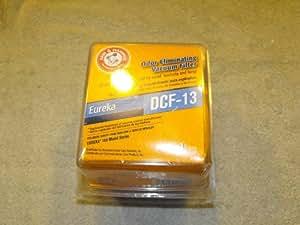 Eureka DCF-13 brazo y martillo para eliminar Filtro de vacío