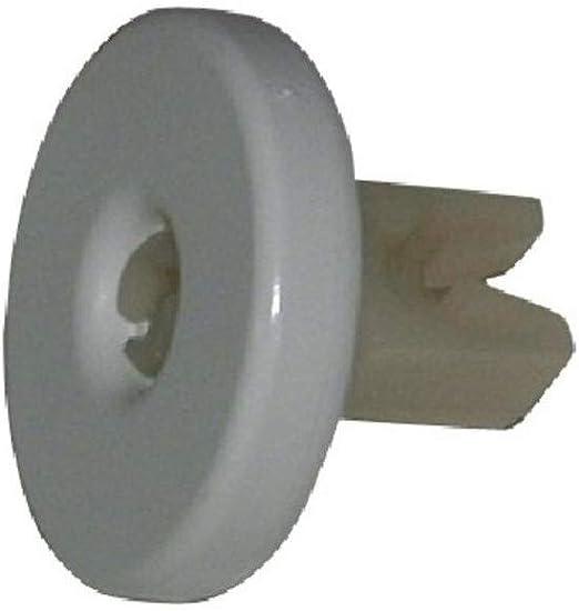 Rueda Cesta lavavajillas Zanussi 40mm ZP3416 50269748005: Amazon.es