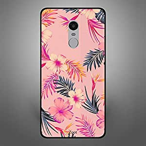 Xiaomi Redmi Note 4 Leaves and Lilies