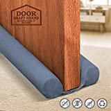 Holikme Twin Door Draft Stopper 34-inch Under
