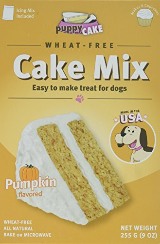 Puppy Cake Pumpkin Frosting Wheat free product image