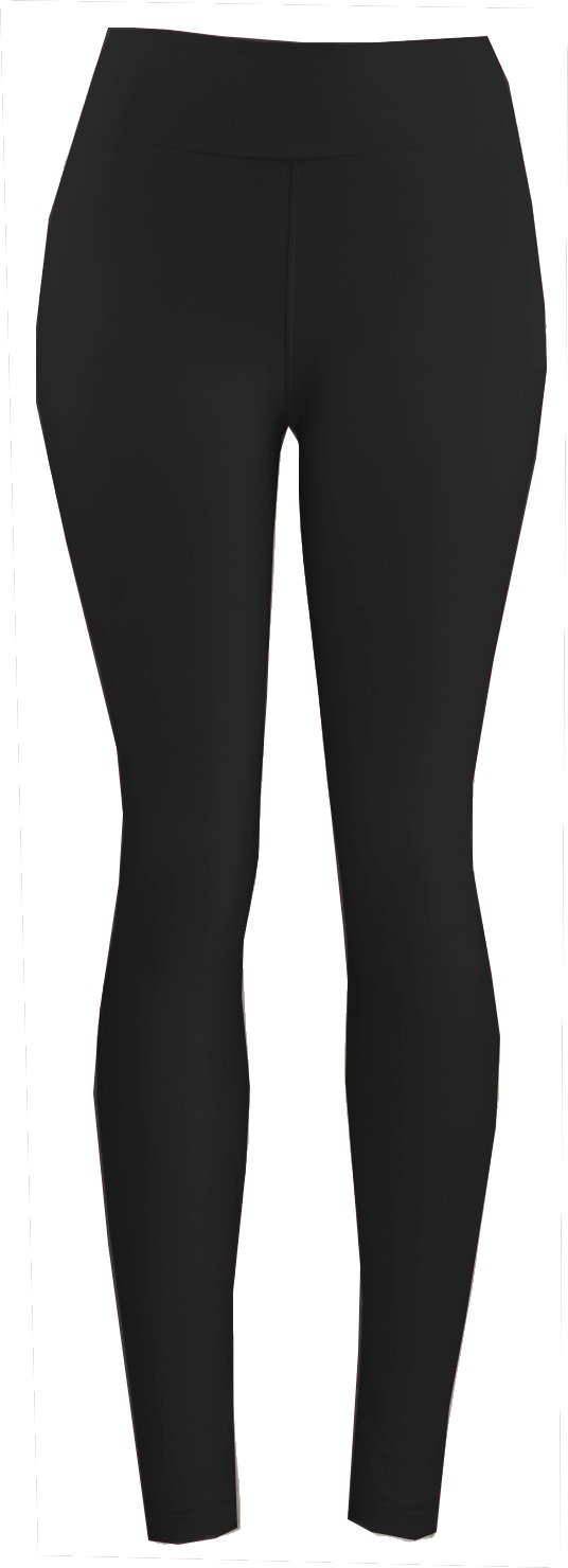 Lush Moda Extra Soft Leggings-Variety of Colors-Plus Size Yoga Waist-Black Yoga Waist,One Size fits Most (XL - 3XL) by LMB (Image #2)