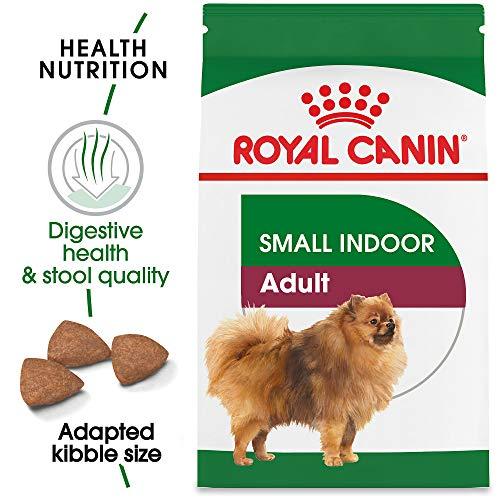 Royal Canin Size Health Nutrition Small Indoor Adult Dry Dog Food, 2.5-Pound (Best Small Indoor Dogs)