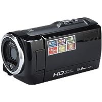 Auppova Video Camcorder HD 1080P 16 Million Pixels Handheld Digital Camera 16X Digital