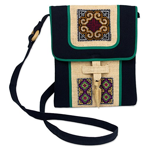 NOVICA-Multicolored-Hemp-Shoulder-Bag-Colors-of-the-Night
