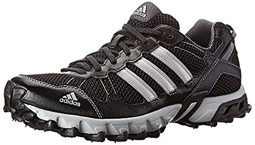 adidas Rendimiento Hombres de Thrasher 1.1 M Trail Running Shoe Gris/negro/blanco