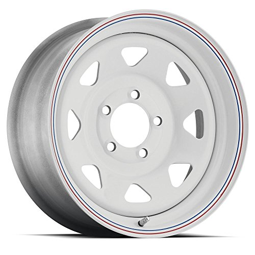 SENDEL S62 8 SPOKE WHEEL WITH PAINTED FINISH 14X6 5X4.50(114.3) +0 3.19