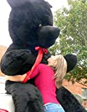 Big teddy black 96 inches