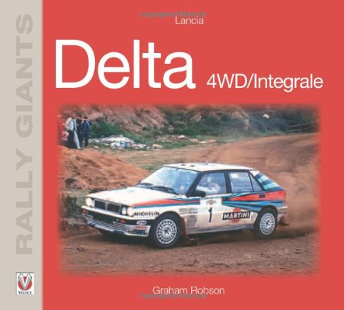 Lancia Delta 4X4/Integrale (Rally Giants)