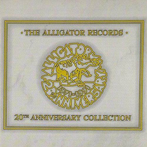 20th Collection Anniversary - Alligator Records 20th Anniversary Collection