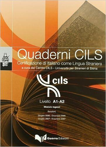 quaderni cils livello a1 a2 pdf download