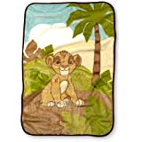 Disney Baby Infant's Lion King Blanket - 30 x 45""