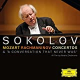 Music - Mozart/ Rachmaninov: Concertos/ A Conversation that Never Was [CD/DVD]