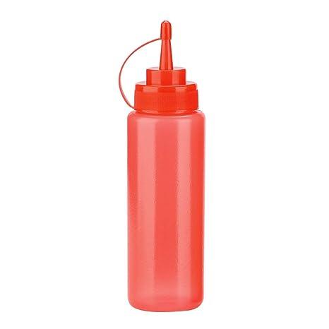 Amazon.com: uxcell - Botellas de plástico con tapa para ...