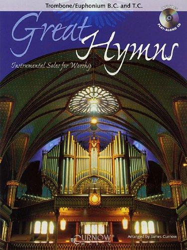 Music 1 Book Bassoon (Great Hymns: Trombone/Euphonium/Bassoon - Grade 3-4)