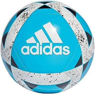 adidas Starlancer V - Balon de fútbol, Hombre, Shock Cyan/White ...