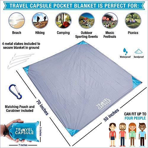 Buy pocket blanket