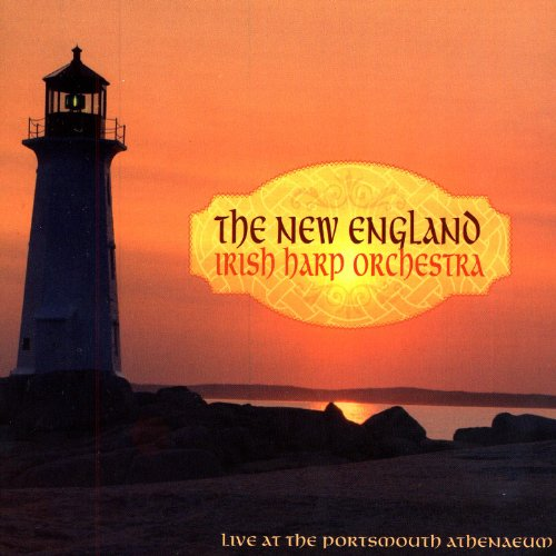 The New England Irish Harp Orchestra Live at the Portsmouth Athenaeum