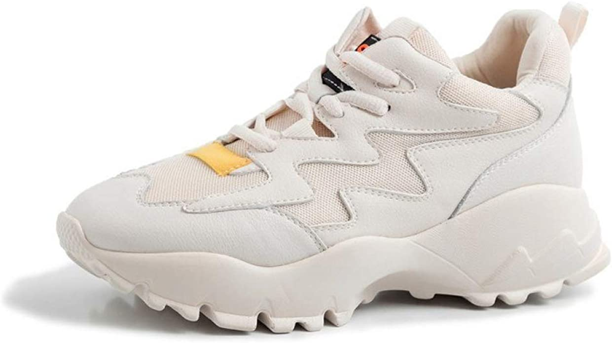 Womens Chunky Sneakers Trendy Retro Dad