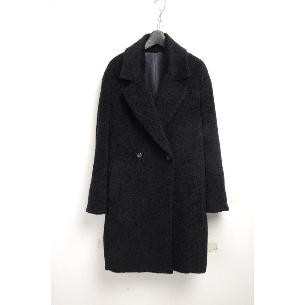 Pugaomsiw Simple Mode Stoff Mantel In Single Herbst Und Winterdas