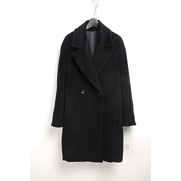 f4dfbec6f4fd94 pugaomsiw Simple Mode Stoff Mantel in Herbst und Winter.das Single - Damen  Anzug Kragen