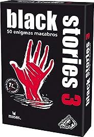Black Stories: 3, Galápagos Jogos, Multicor
