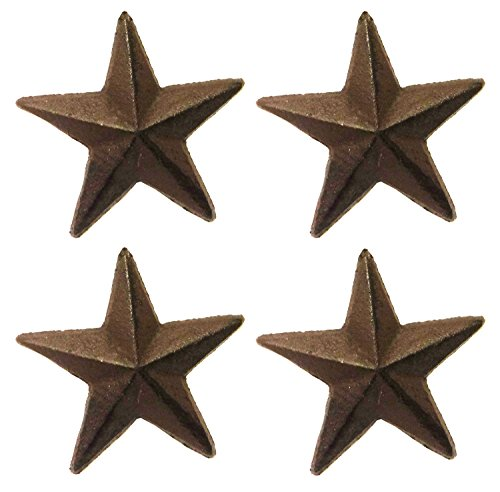 rustic cast iron star - 7