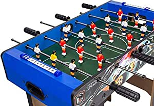 Eco Toys XJ-803-2 - Futbolín de Madera: Amazon.es: Juguetes y juegos