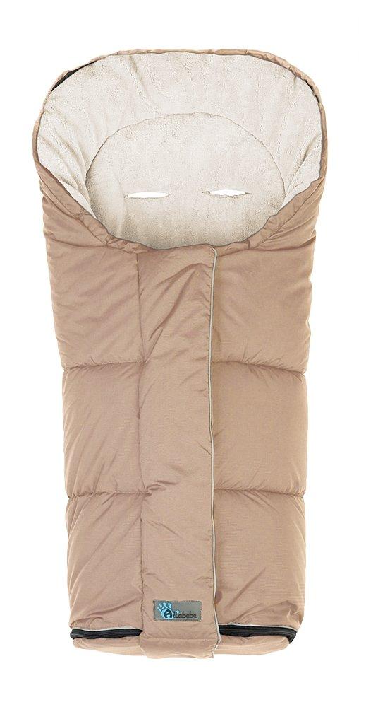 Altabebe AL2277C - 08 Winterfuß sack Klimaguard, beige/whitewash
