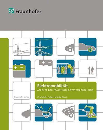 Elektromobilität.: Aspekte der Fraunhofer-Systemforschung.