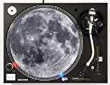 Full Moon DJ Turntable Slipmat