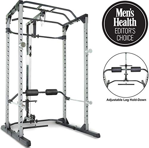 Fitness Reality 810XLT Super Max Power Cage with Optional Lat