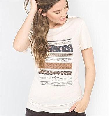 Algodóncamisetas Veranoelegante Mujer Camiseta Básica De Smx xwa7tqXRn