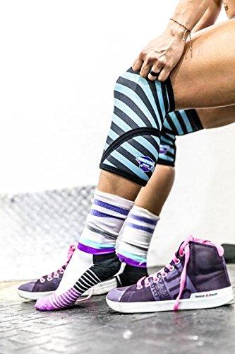 Unbroken Designs 2018 Wodapalooza Flag Knee Sleeve (Extra Small)