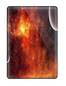 New OUeOuvp1408ywPrR Star Colors Nature Stars Skin Case Cover Shatterproof Case For Ipad Air
