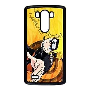 I4A66 Uzumaki Naruto C7N4RO funda LG funda caso G3 del teléfono celular cubren DI0RDG1QB negro