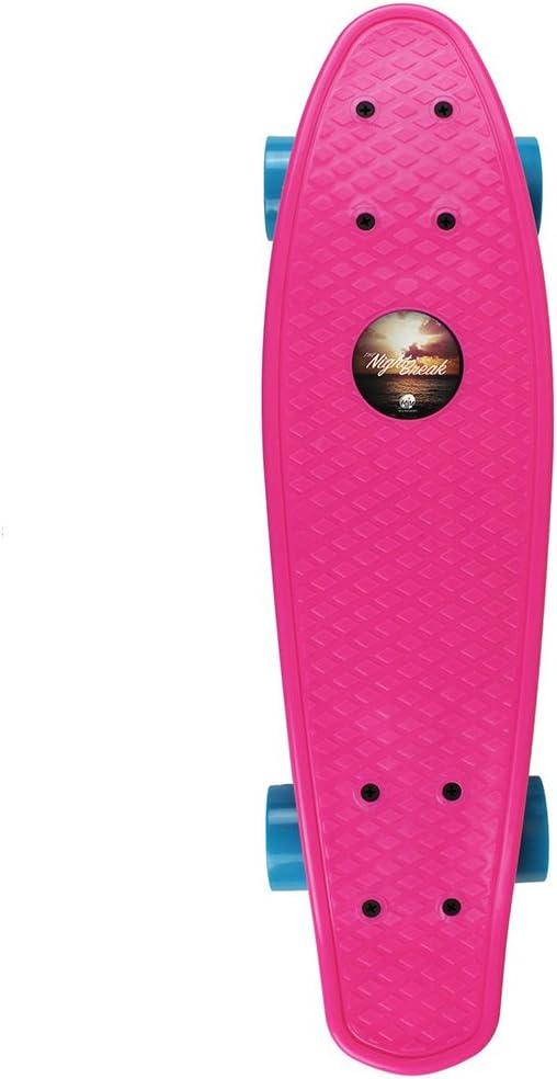 Nightbreak Series Skateboard Pink