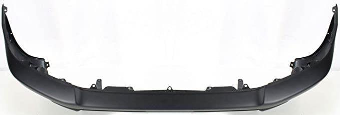 Base Model TACOMA 05-11 FRONT BUMPER COVER TO1000304 Make Auto Parts Manufacturing Textured RWD 2.7L
